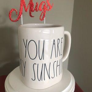 Rae Dunn you are my sunshine mug